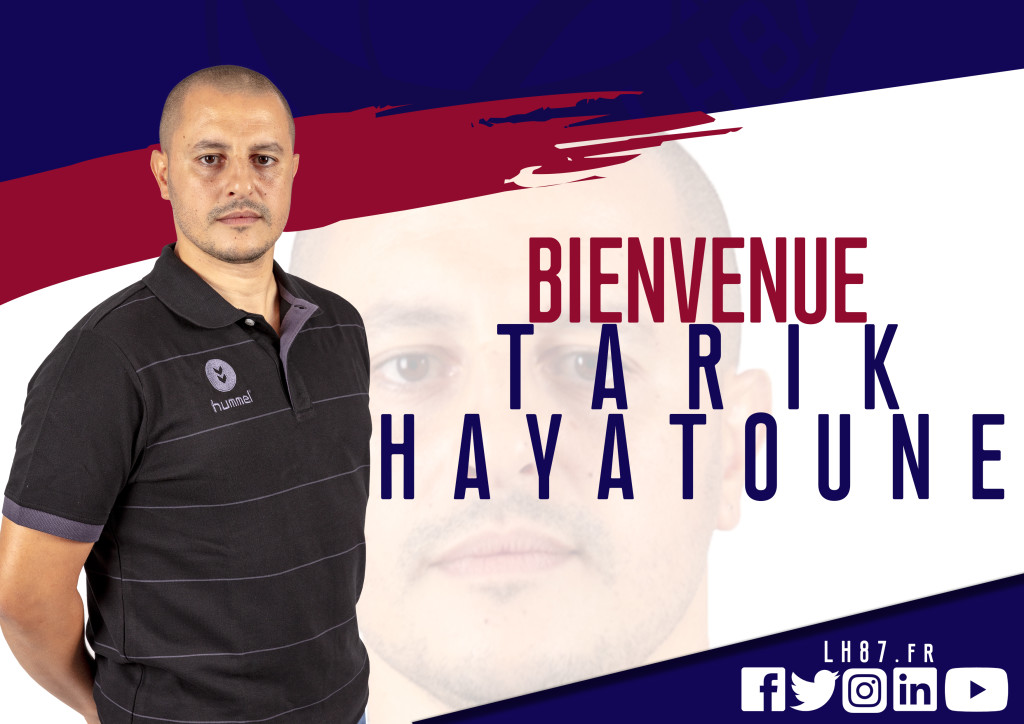 TARIK HAYATOUNE ANNONCE